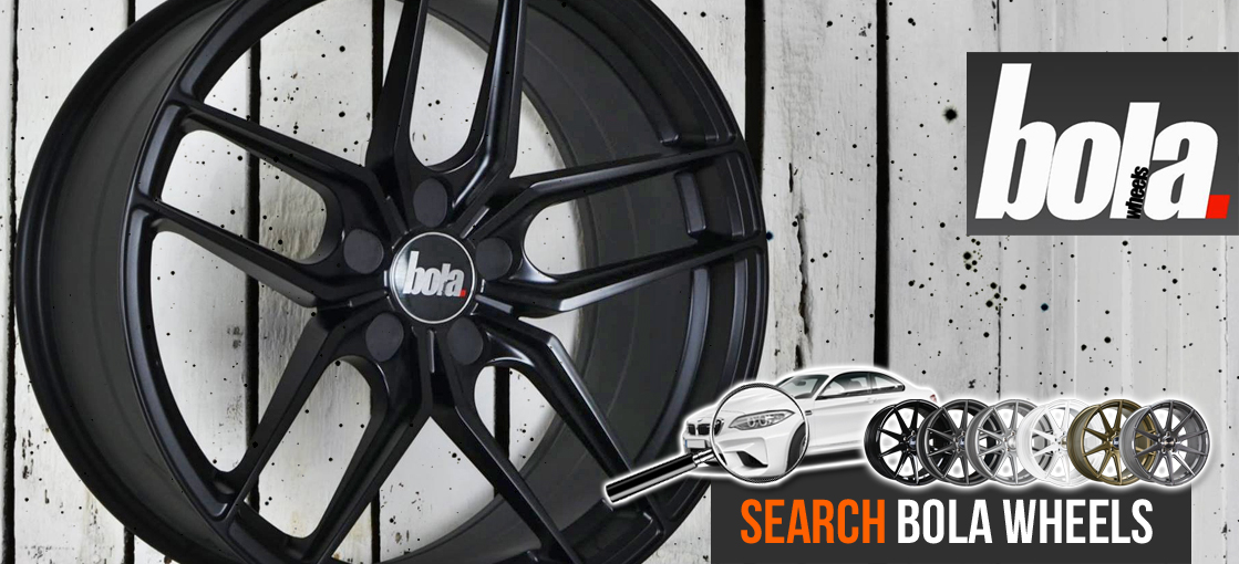 Bola Wheels at R-Tec Auto Design