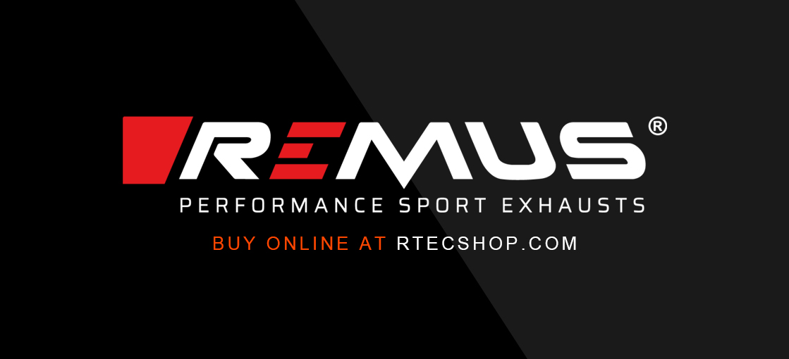 Remus Exhausts available from R-Tec Auto Design, St Albans