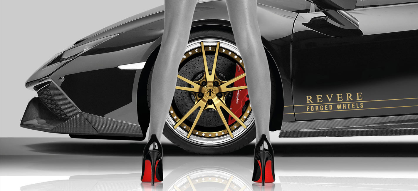 Revere London WC5 Forged wheels 3 piece construction
