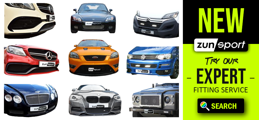 Zunsport Grilles now online