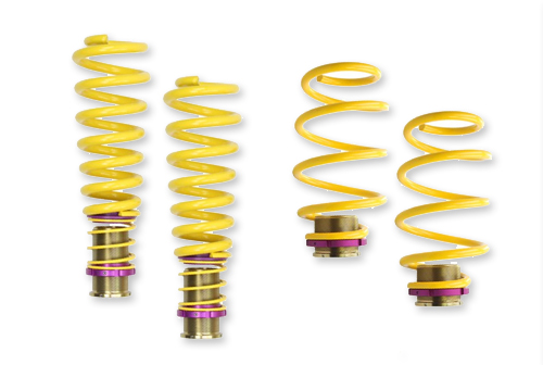 Adjustable Springs