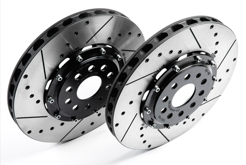 Performance Car Brake Discs