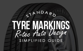 Tyre Markings explained