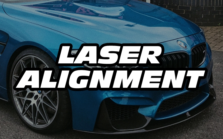 Four Wheel Laser Alignment