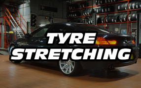 Tyre Stretching