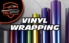 Vinyl Car Wrapping