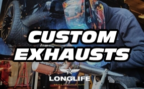Custom Exhausts by Longlife