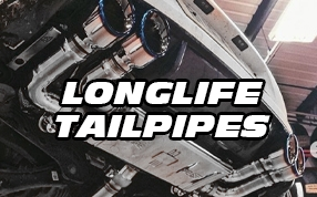 Longlife Tailpipes